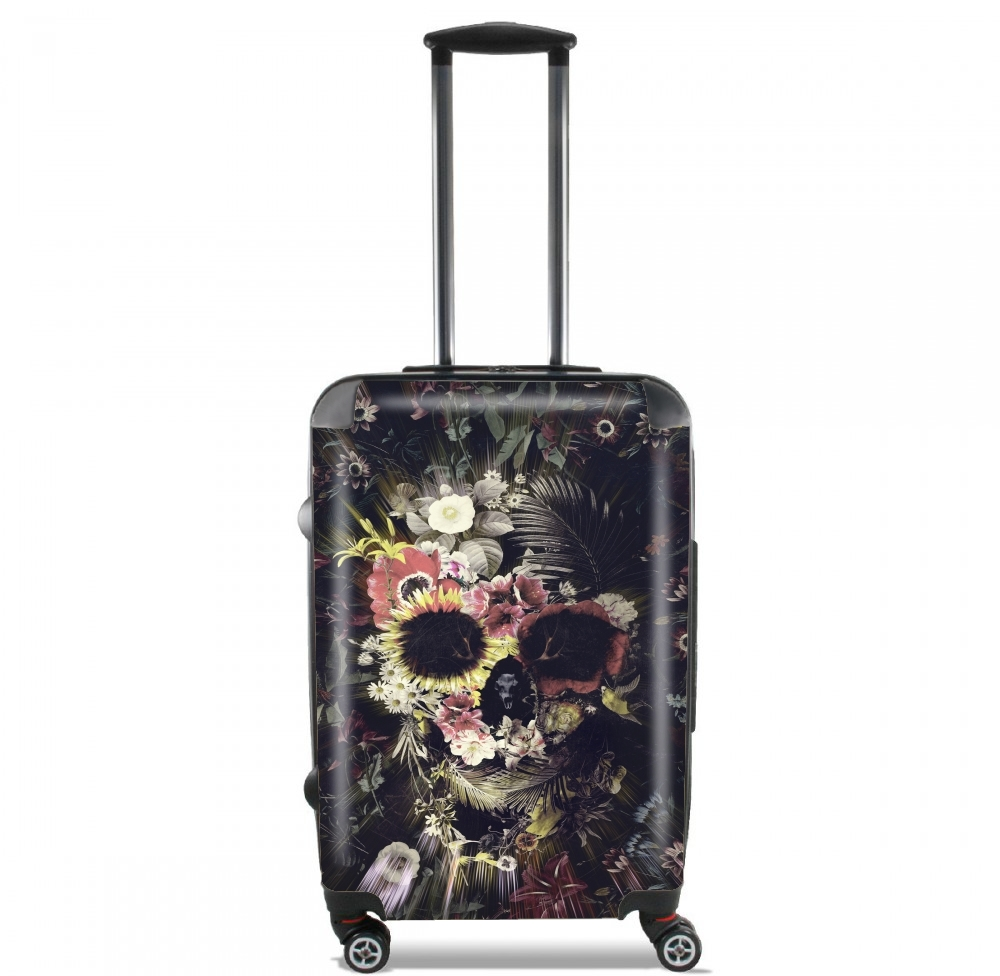 Garden Skull for Lightweight Hand Luggage Bag - Cabin Baggage