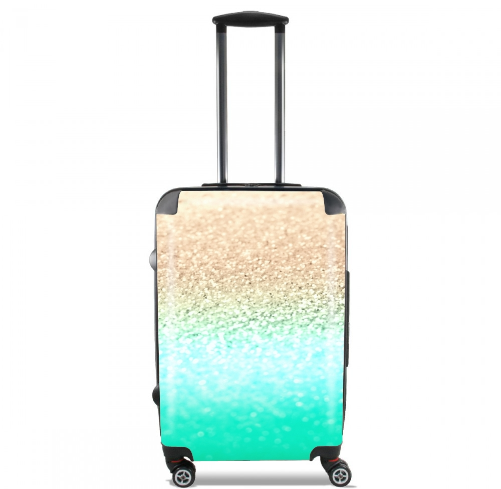 GATSBY AQUA GOLD for Lightweight Hand Luggage Bag - Cabin Baggage