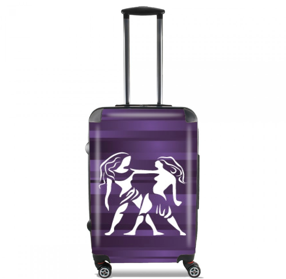 Gemini - Sign of the Zodiac for Lightweight Hand Luggage Bag - Cabin Baggage