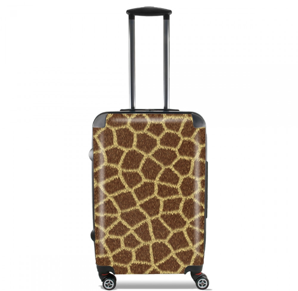 Giraffe Fur for Lightweight Hand Luggage Bag - Cabin Baggage