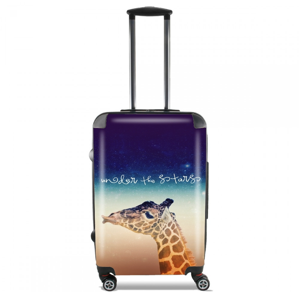 Giraffe Love - Right for Lightweight Hand Luggage Bag - Cabin Baggage