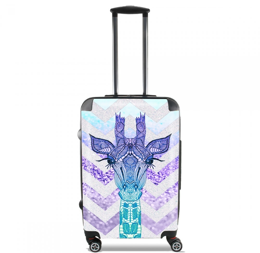GLITTER GIRAFFE for Lightweight Hand Luggage Bag - Cabin Baggage