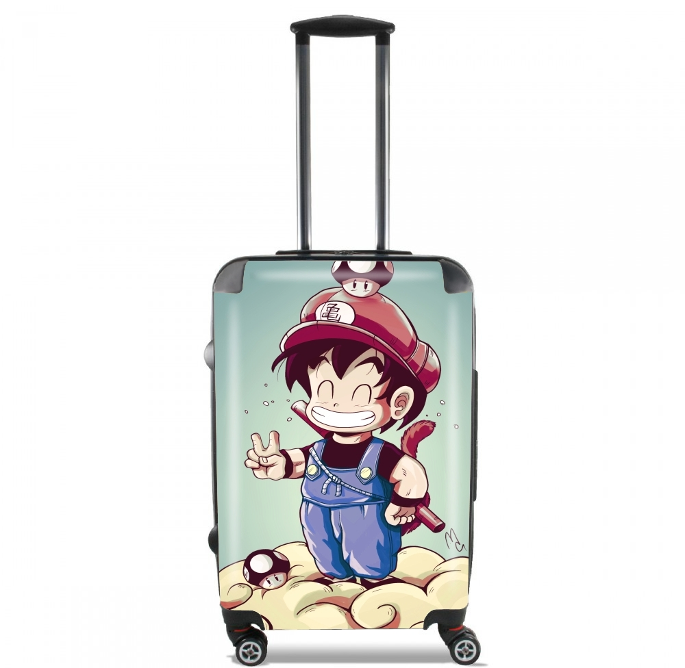 Goku-mario for Lightweight Hand Luggage Bag - Cabin Baggage