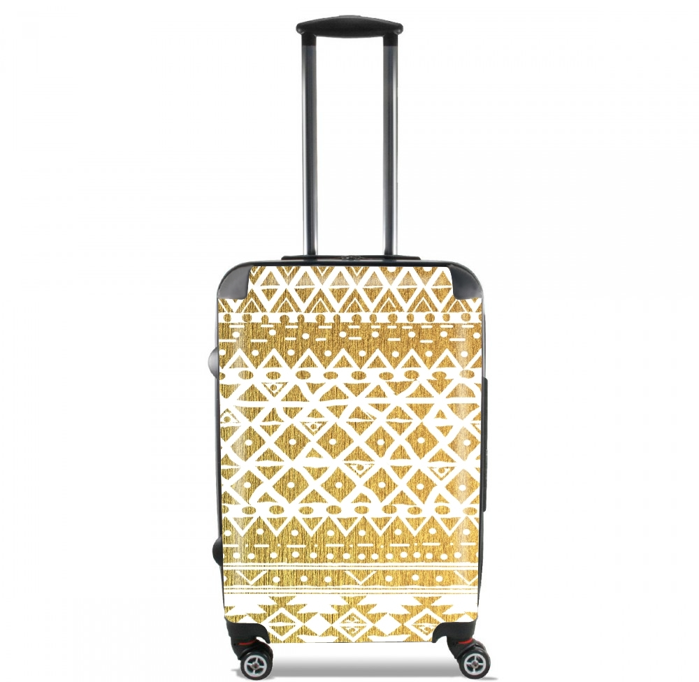 GOLDEN TRIBAL for Lightweight Hand Luggage Bag - Cabin Baggage
