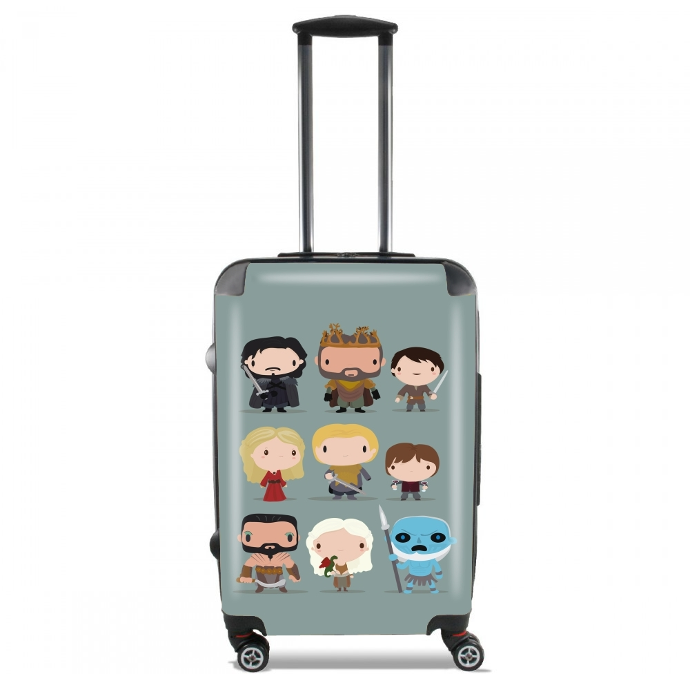 Got characters for Lightweight Hand Luggage Bag - Cabin Baggage