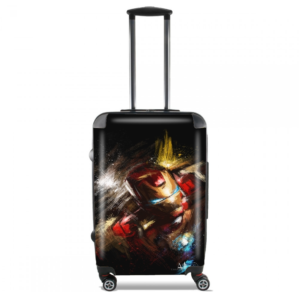 Grunge Ironman for Lightweight Hand Luggage Bag - Cabin Baggage