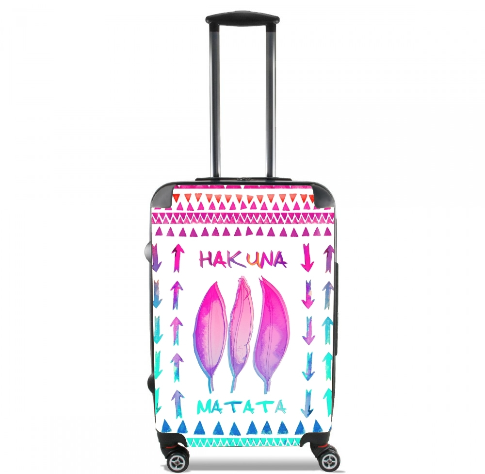 HAKUNA MATATA for Lightweight Hand Luggage Bag - Cabin Baggage