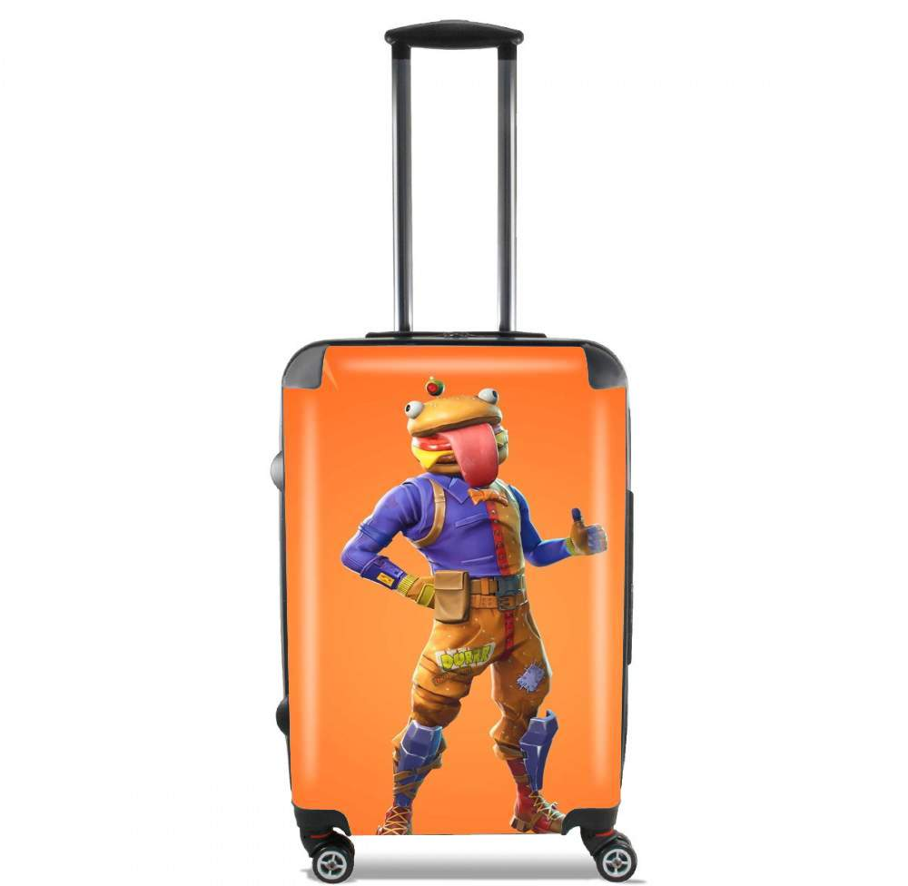 Hamburger Fortnite skins Beef Boss for Lightweight Hand Luggage Bag - Cabin Baggage