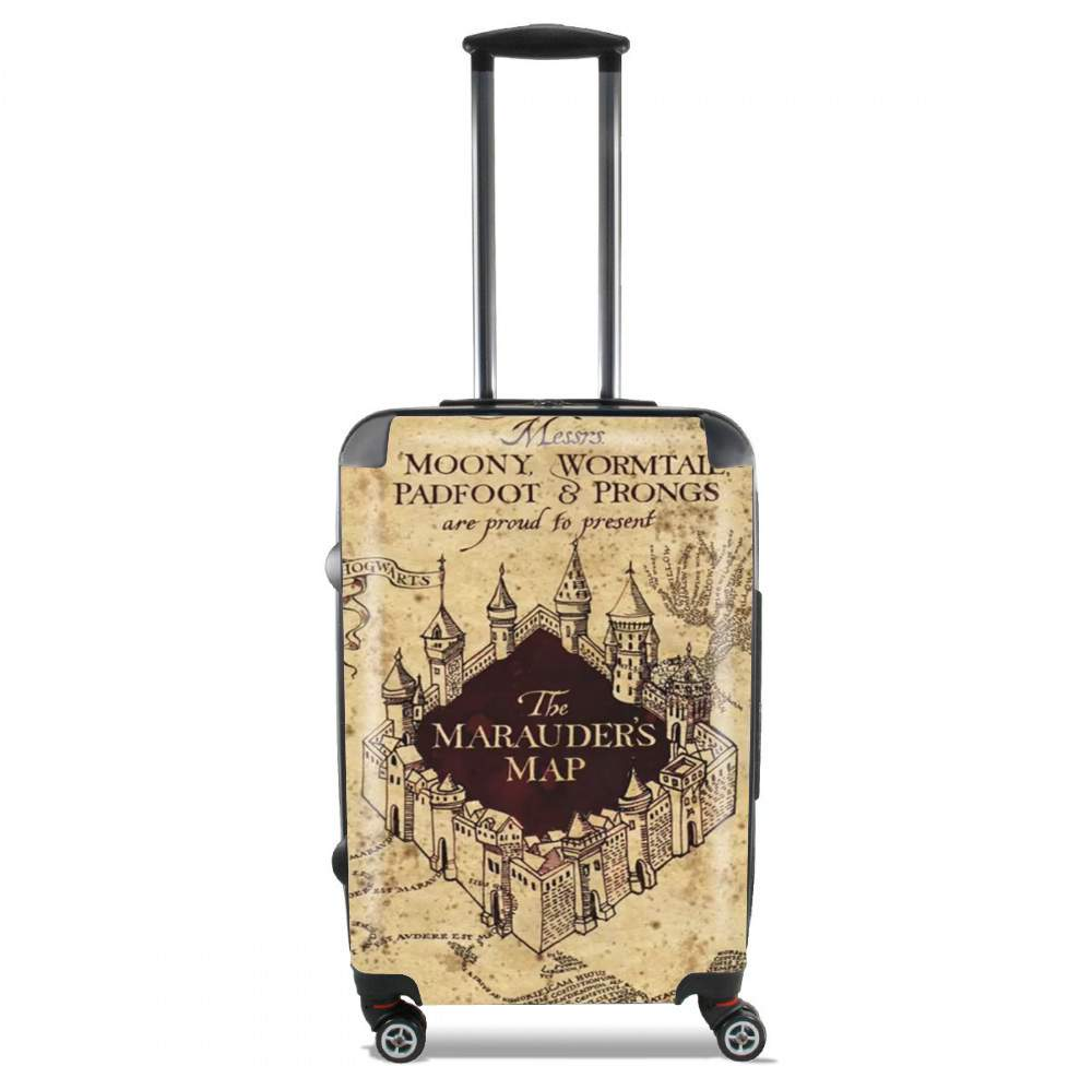 Harry Potter Marauder Map for Lightweight Hand Luggage Bag - Cabin Baggage