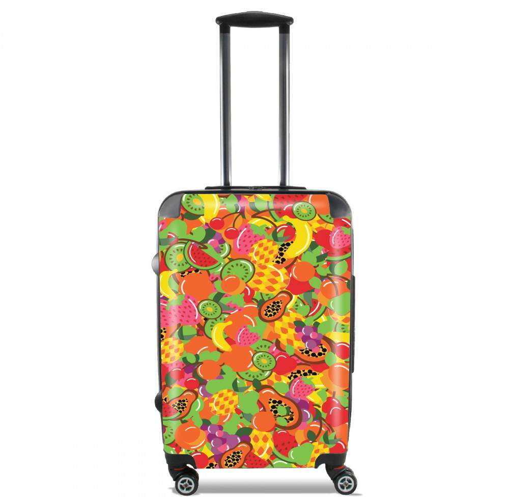 Healthy Food: Fruits and Vegetables V1 for Lightweight Hand Luggage Bag - Cabin Baggage
