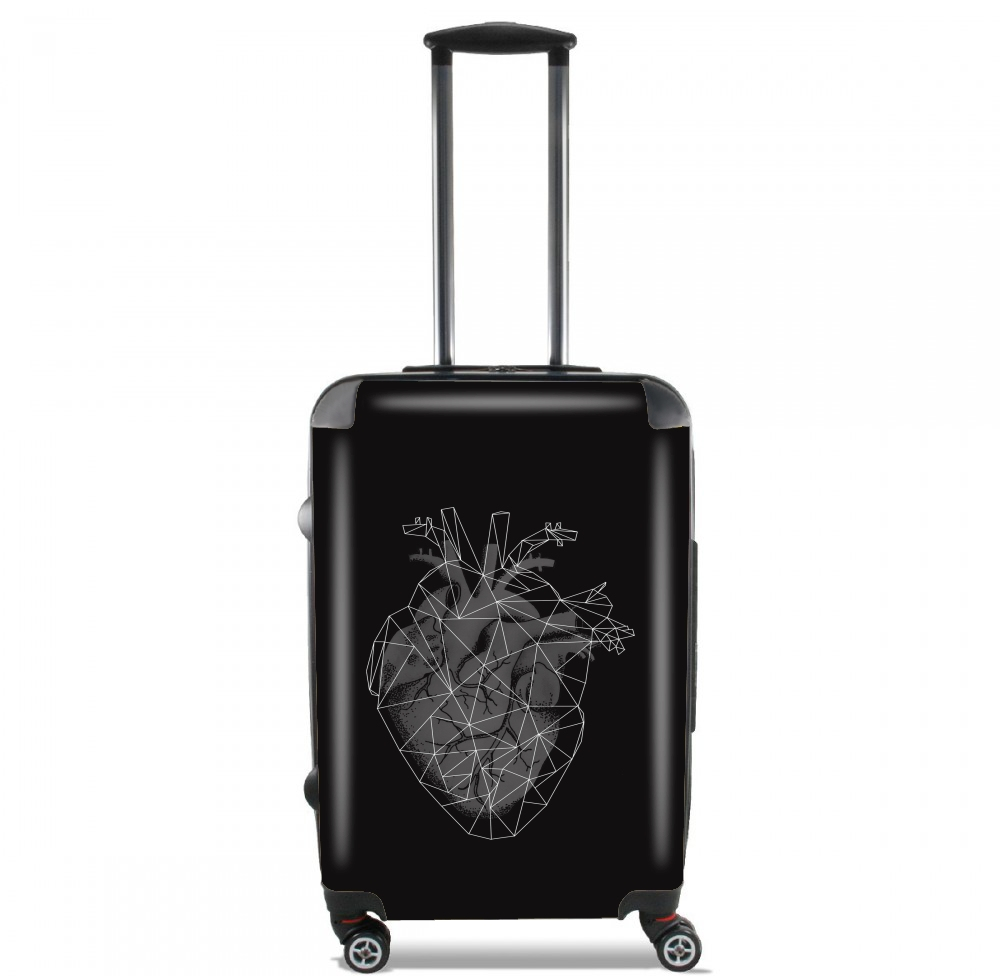 heart II for Lightweight Hand Luggage Bag - Cabin Baggage
