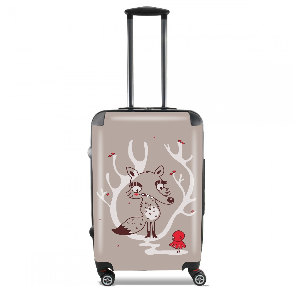 Hello big Worlf for Lightweight Hand Luggage Bag - Cabin Baggage