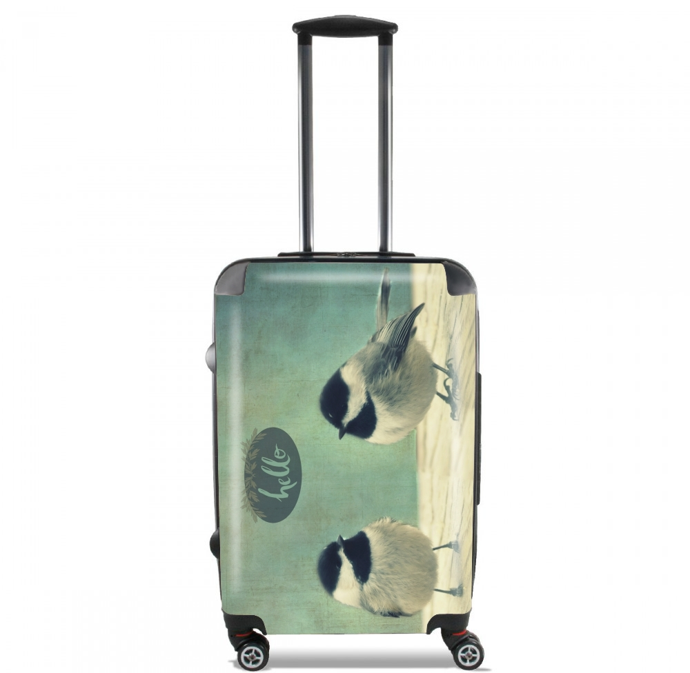 Hello Birds for Lightweight Hand Luggage Bag - Cabin Baggage