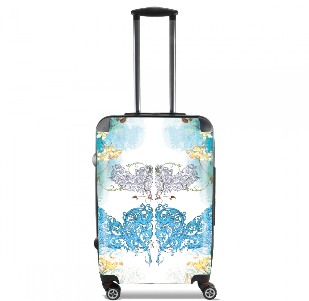 Hibiscus for Lightweight Hand Luggage Bag - Cabin Baggage