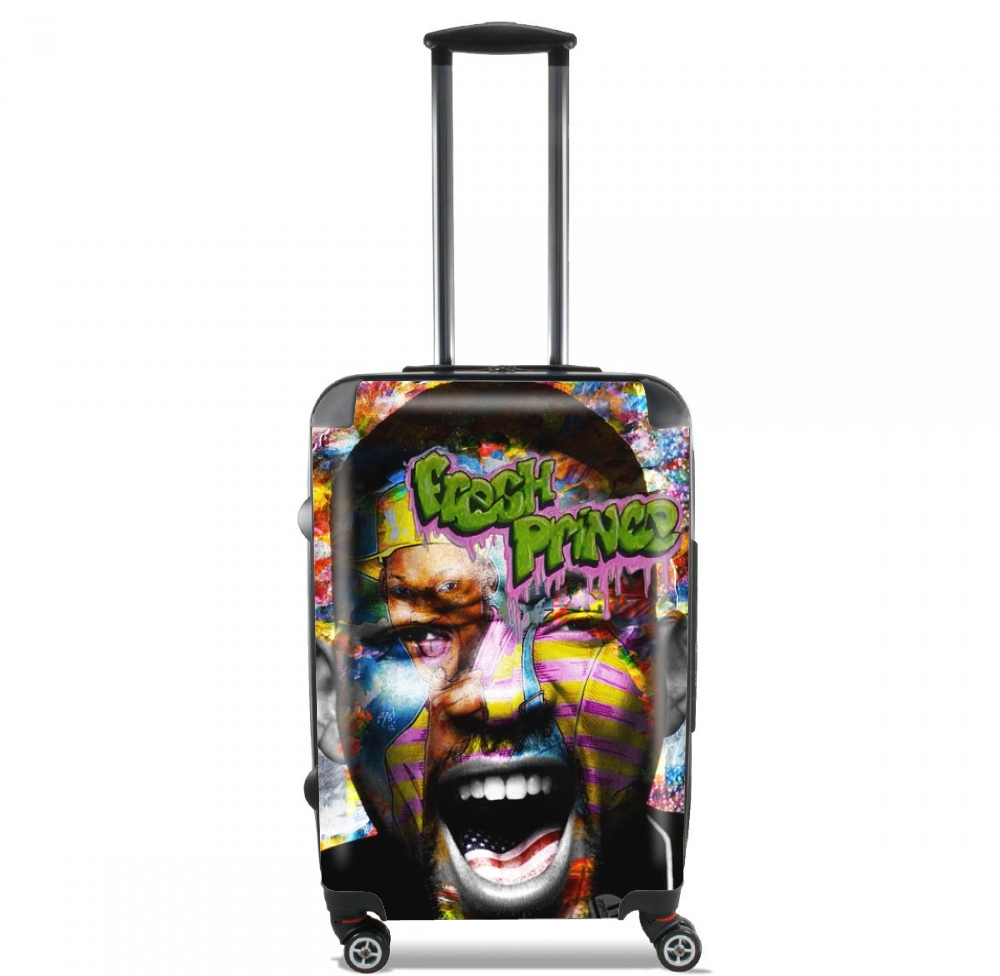 Hidden Face Will for Lightweight Hand Luggage Bag - Cabin Baggage