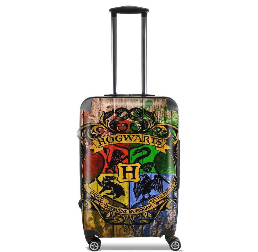 Hogwarts Poudlard for Lightweight Hand Luggage Bag - Cabin Baggage