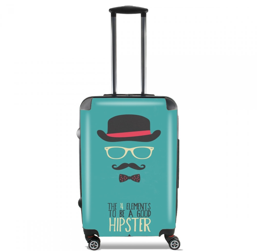 How to be a good Hipster ? for Lightweight Hand Luggage Bag - Cabin Baggage