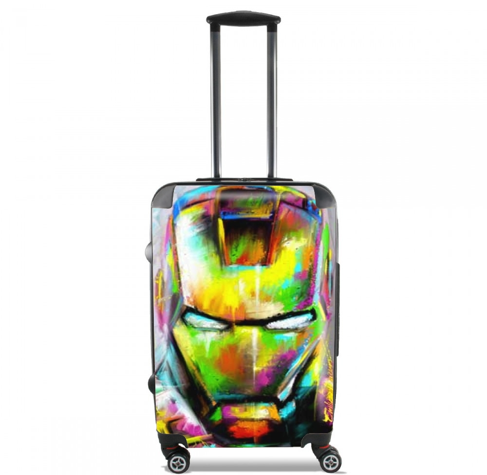I am The Iron Man for Lightweight Hand Luggage Bag - Cabin Baggage