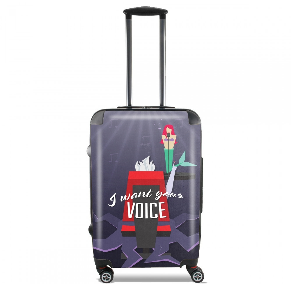 I Want Your Voice for Lightweight Hand Luggage Bag - Cabin Baggage