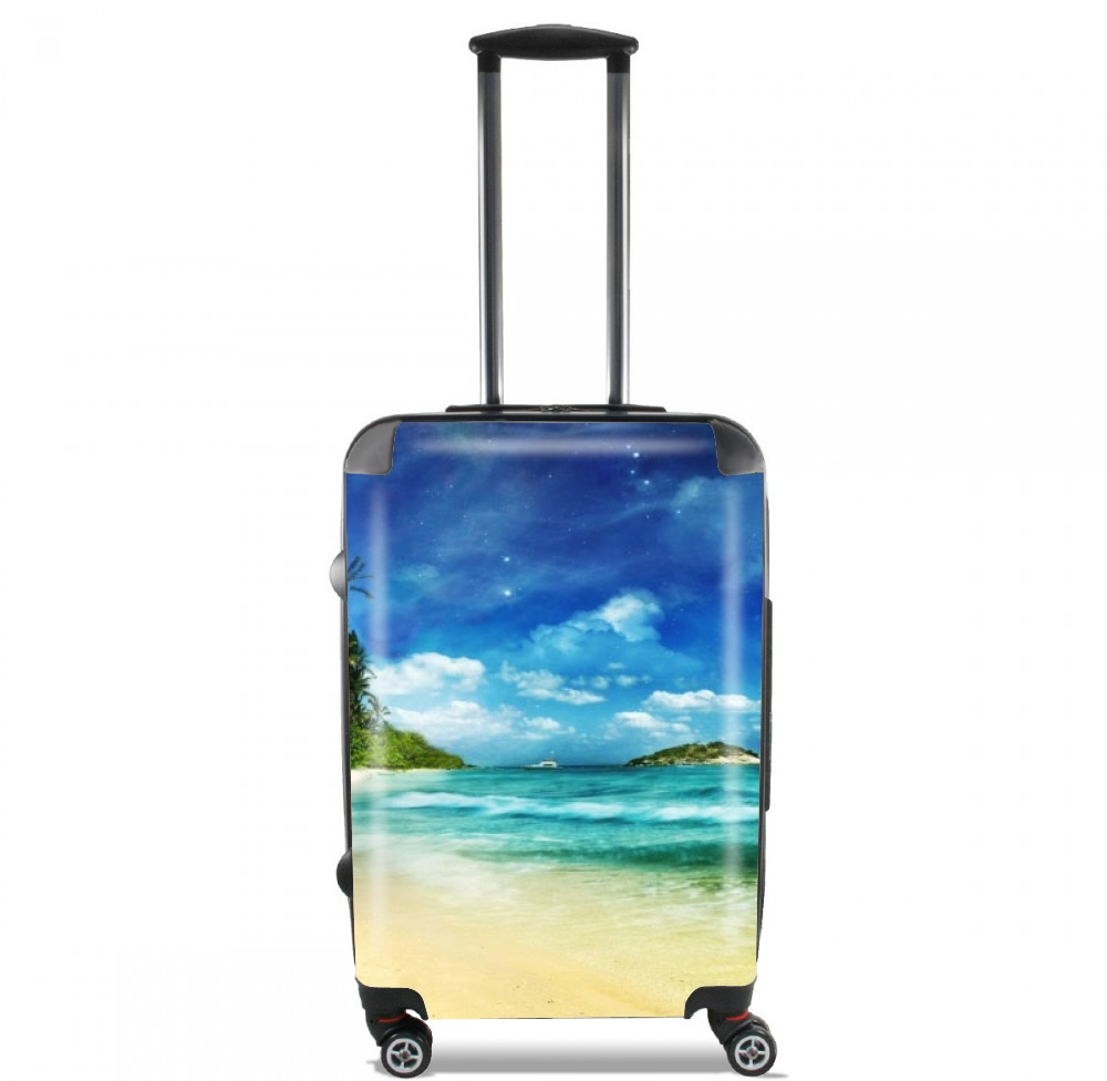 Paradise Island for Lightweight Hand Luggage Bag - Cabin Baggage