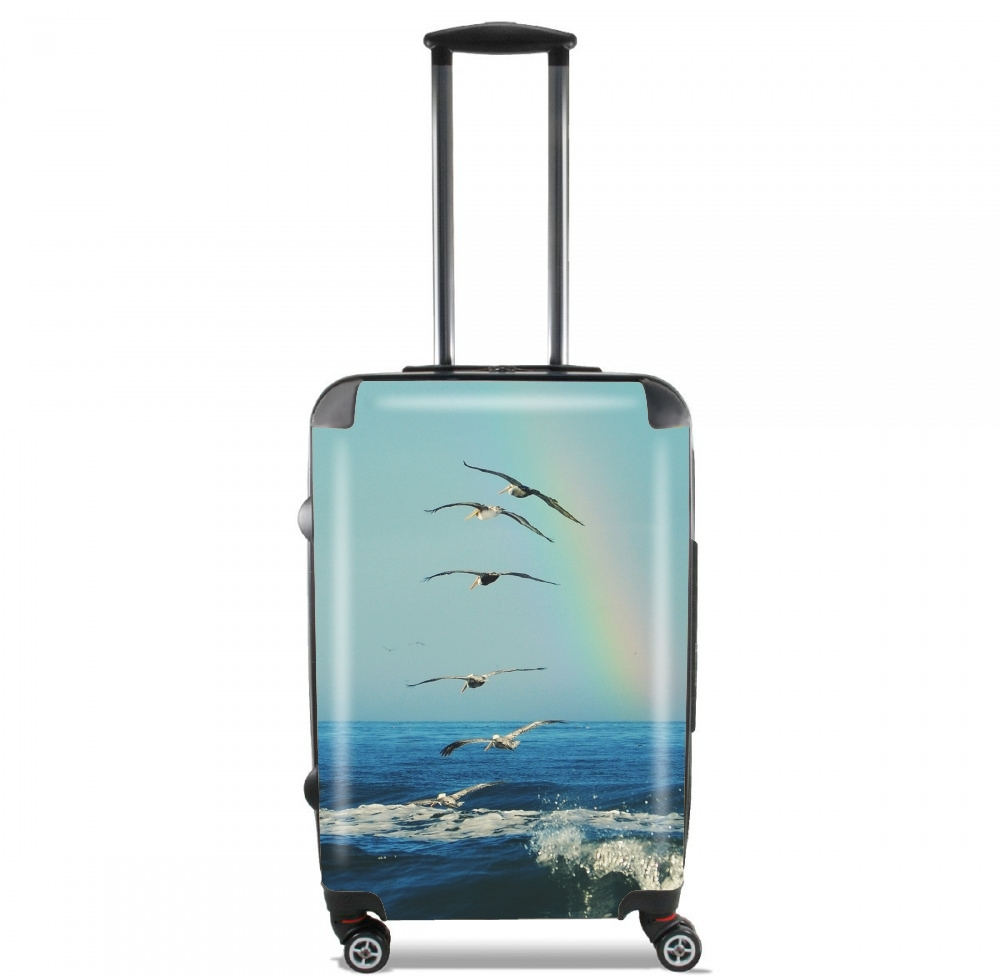 I'll Follow for Lightweight Hand Luggage Bag - Cabin Baggage