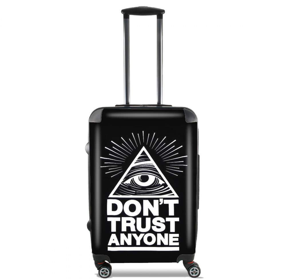 Illuminati Dont trust anyone for Lightweight Hand Luggage Bag - Cabin Baggage