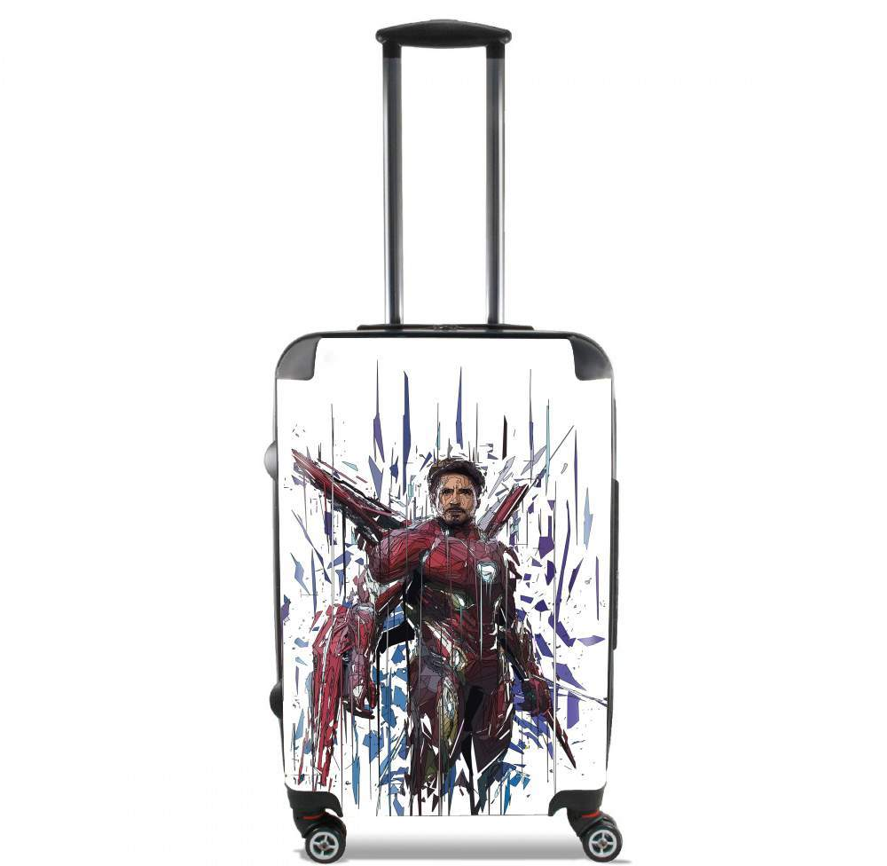 Iron poly for Lightweight Hand Luggage Bag - Cabin Baggage