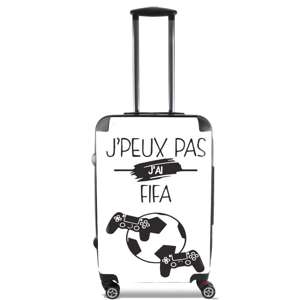 Je peux pas j ai fifa for Lightweight Hand Luggage Bag - Cabin Baggage