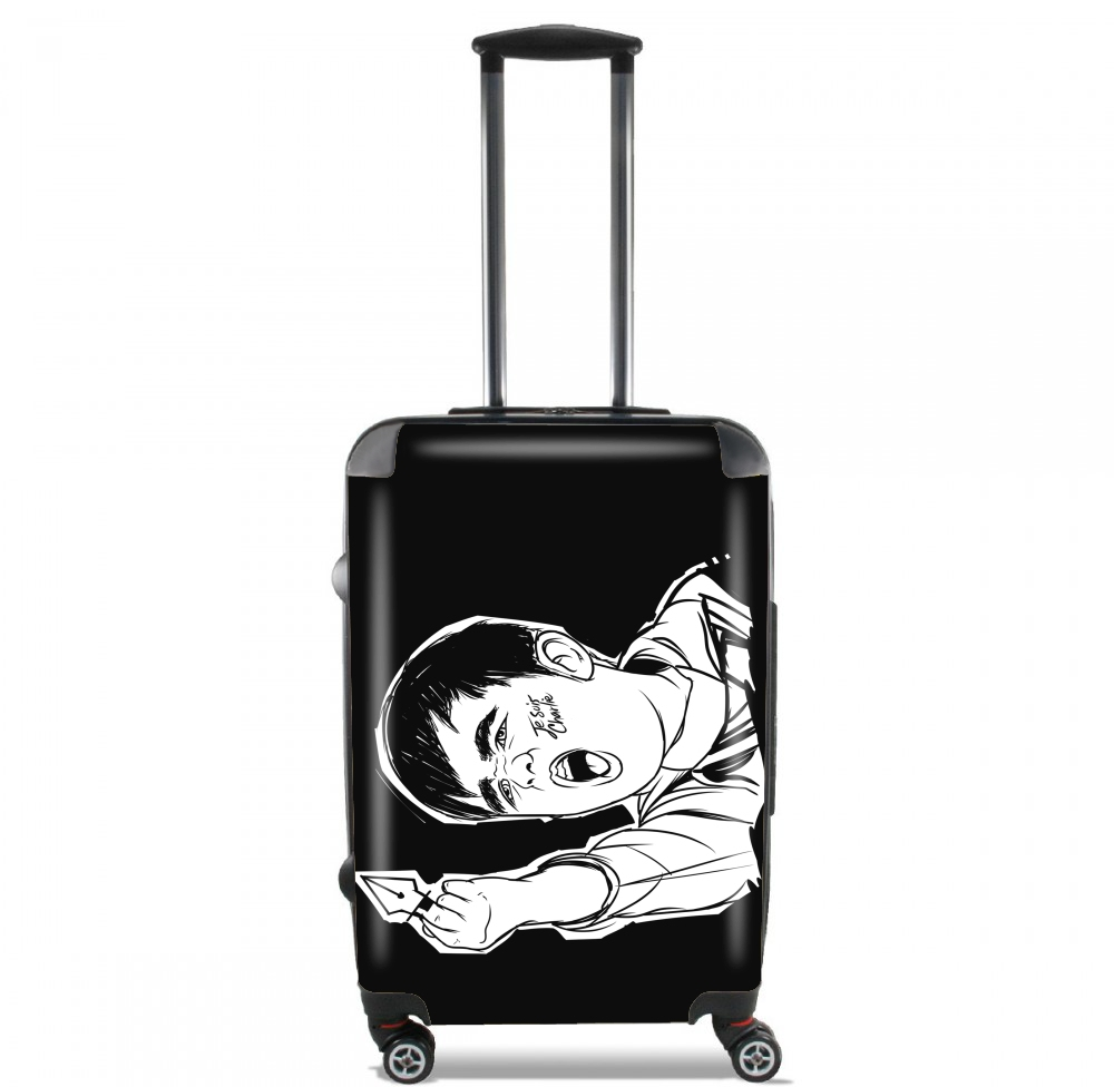 Je Suis Charlie for Lightweight Hand Luggage Bag - Cabin Baggage