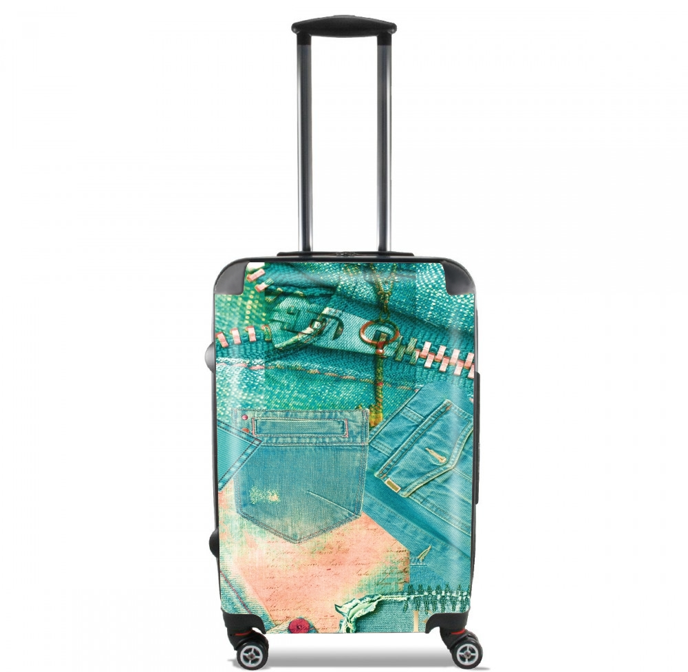 Jeans for Lightweight Hand Luggage Bag - Cabin Baggage