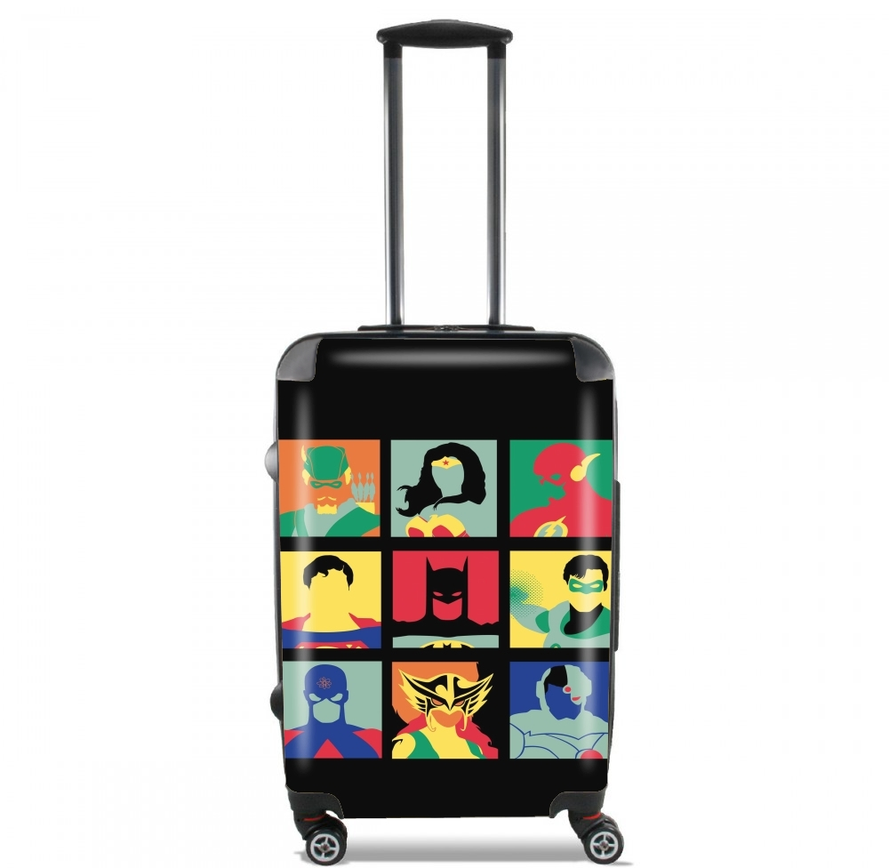 Justice pop for Lightweight Hand Luggage Bag - Cabin Baggage