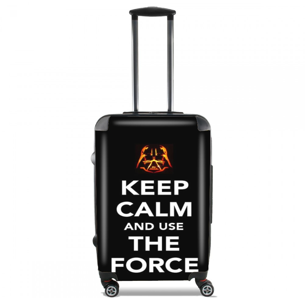 Keep Calm And Use the Force for Lightweight Hand Luggage Bag - Cabin Baggage