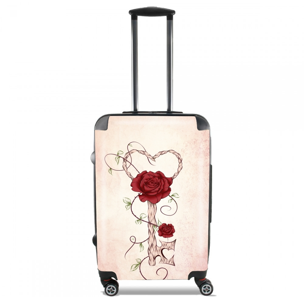 Key Of Love for Lightweight Hand Luggage Bag - Cabin Baggage