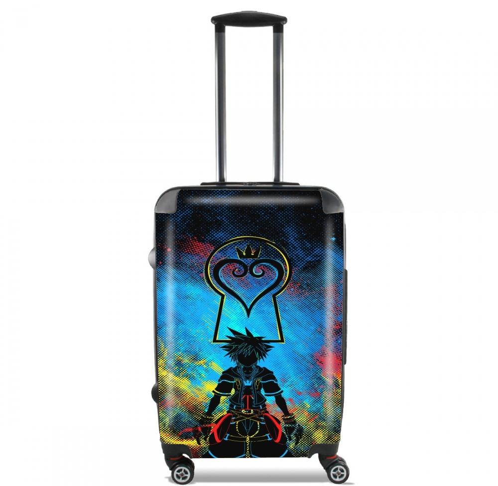 Kingdom Art for Lightweight Hand Luggage Bag - Cabin Baggage