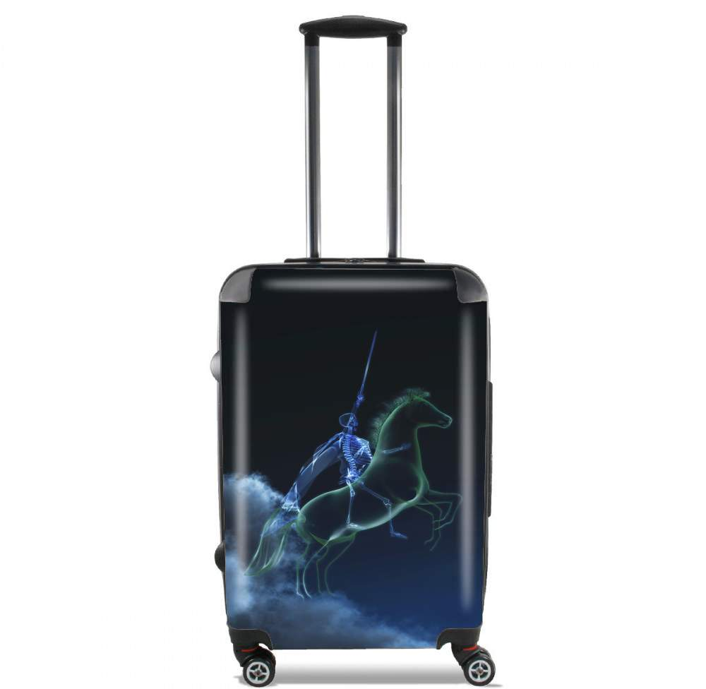 Knight in ghostly armor for Lightweight Hand Luggage Bag - Cabin Baggage