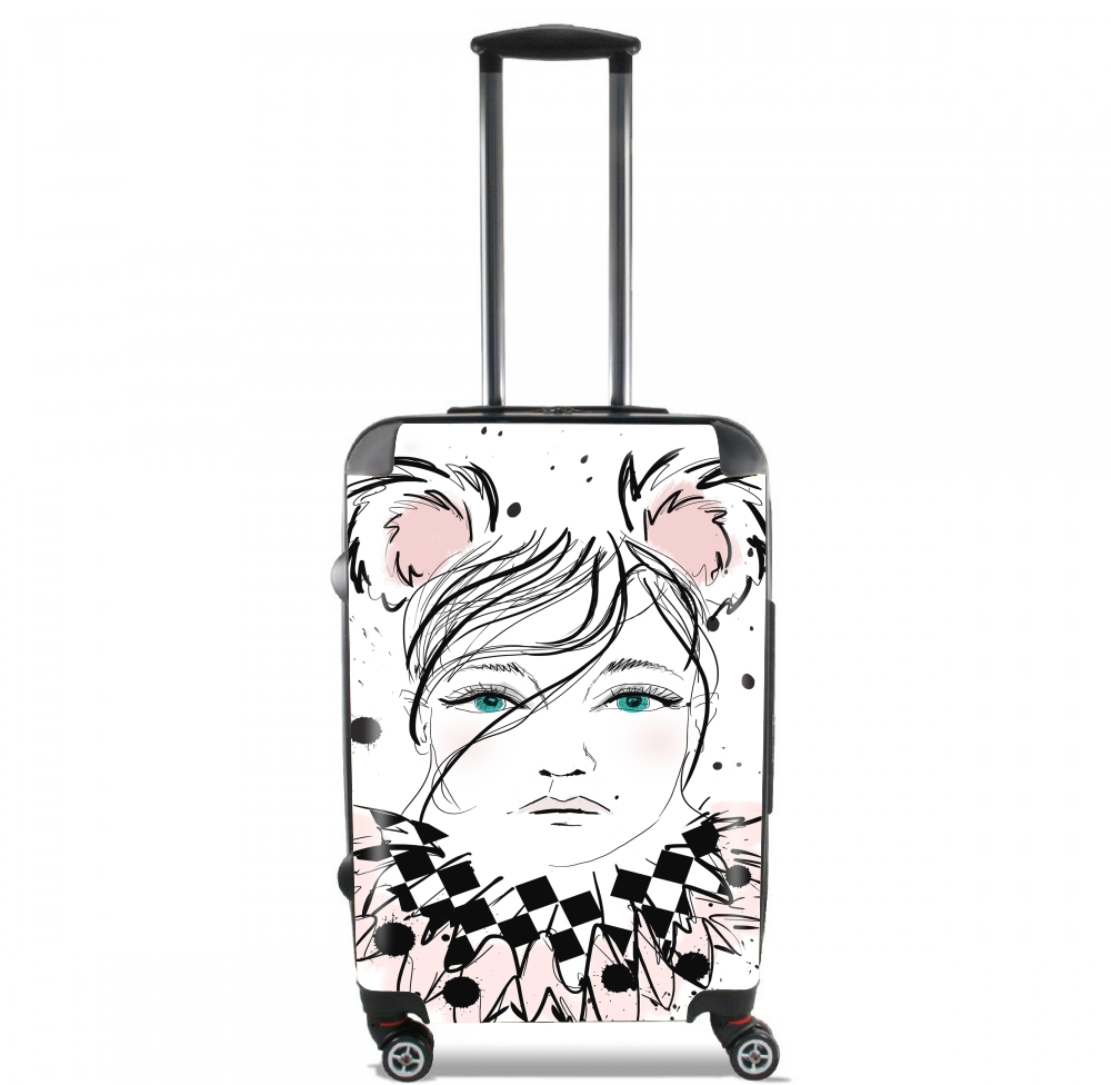 Lady Circus for Lightweight Hand Luggage Bag - Cabin Baggage