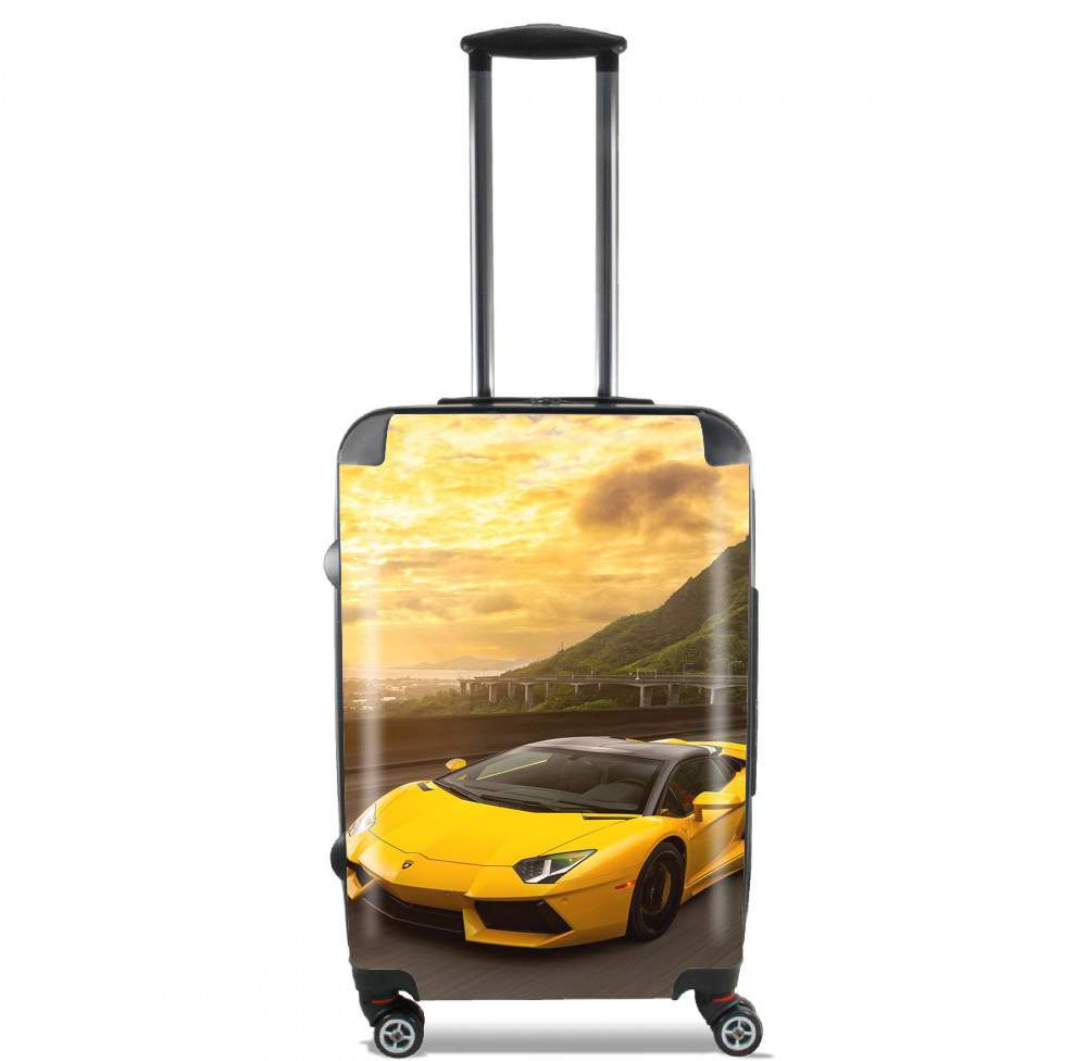 lamborghini for Lightweight Hand Luggage Bag - Cabin Baggage
