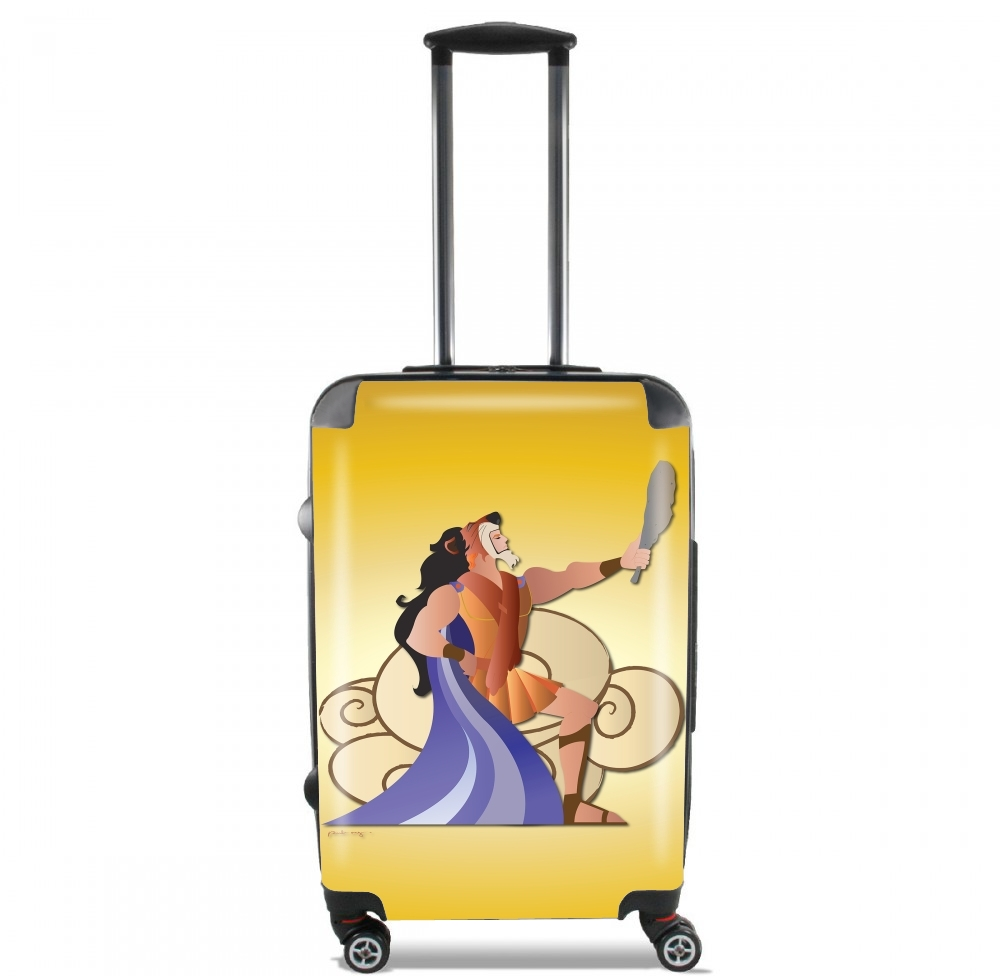 Leo - Hercules & Lion for Lightweight Hand Luggage Bag - Cabin Baggage