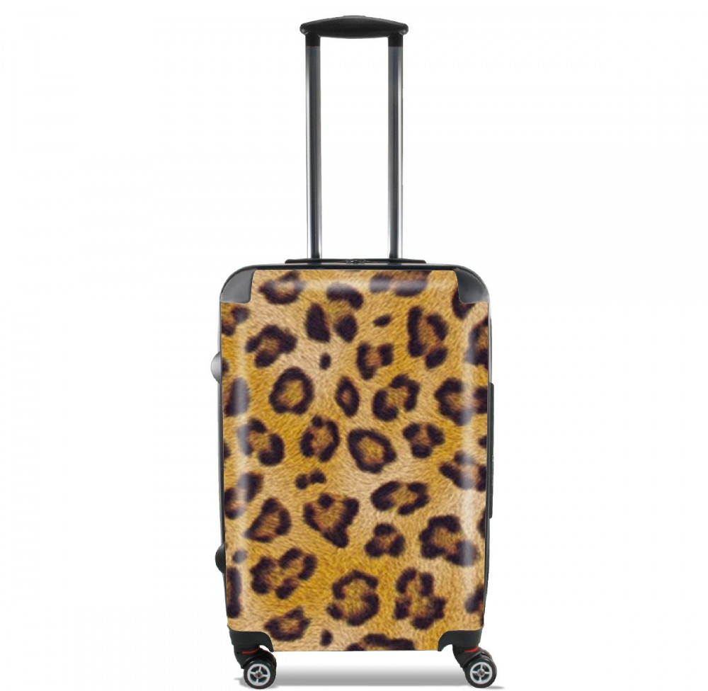 Leopard for Lightweight Hand Luggage Bag - Cabin Baggage