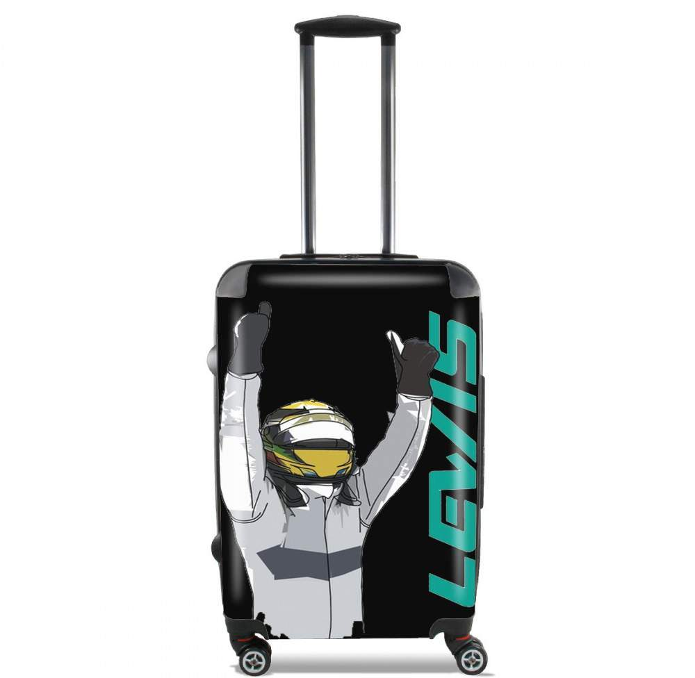Lewis Hamilton F1 for Lightweight Hand Luggage Bag - Cabin Baggage
