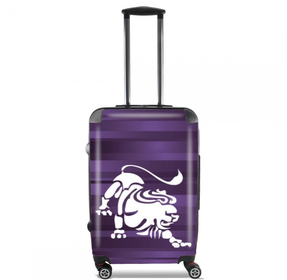 Lion - Sign of the zodiac for Lightweight Hand Luggage Bag - Cabin Baggage