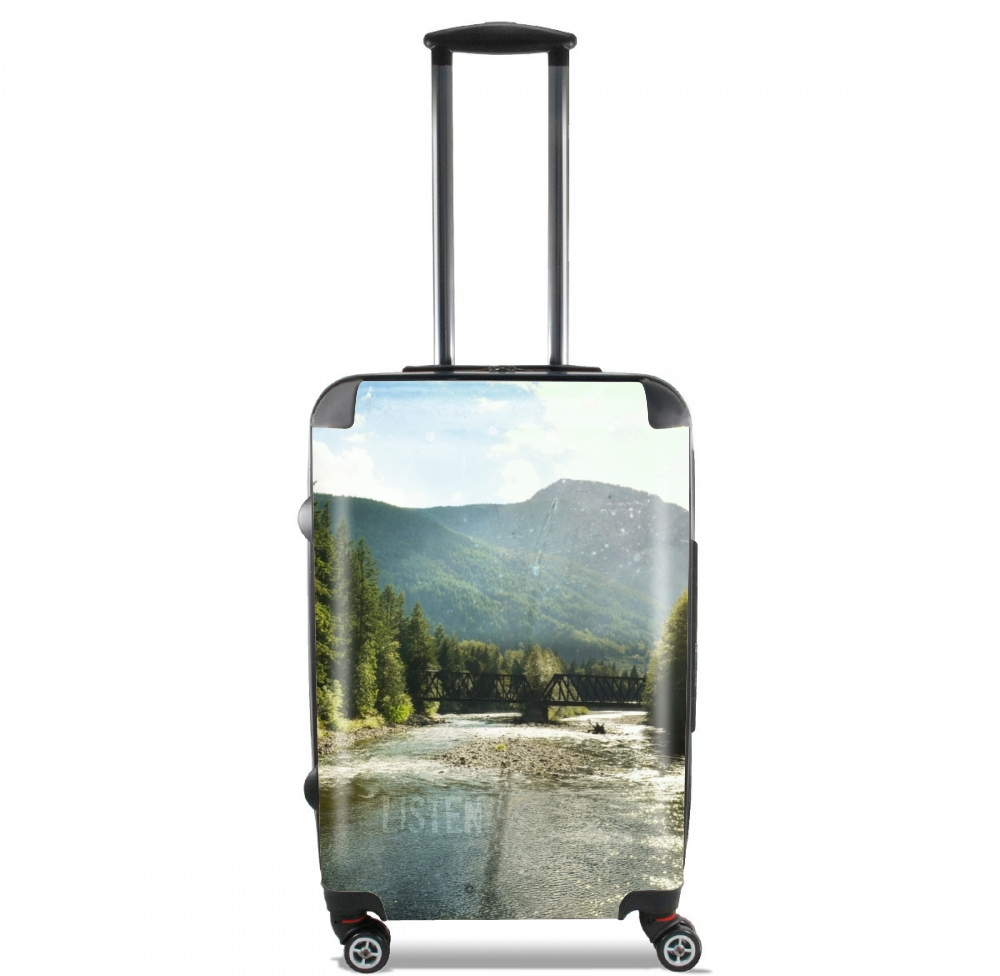 Listen for Lightweight Hand Luggage Bag - Cabin Baggage