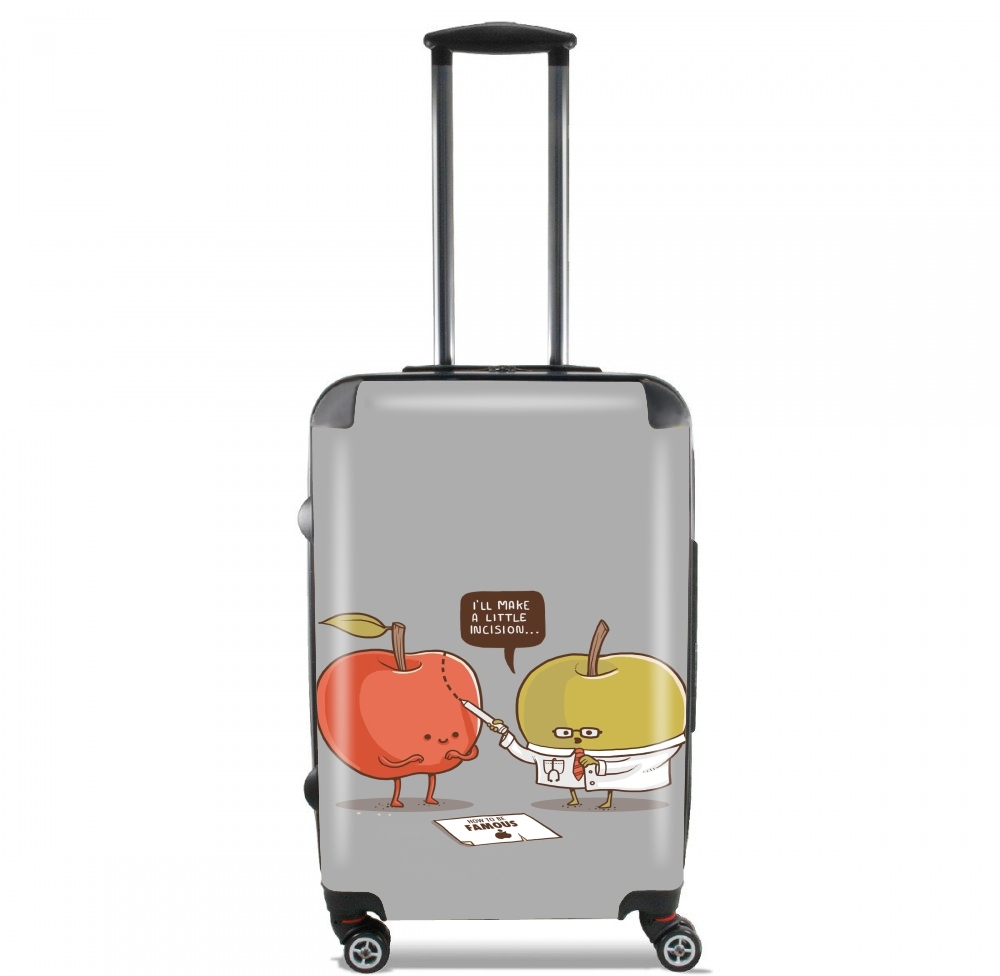 Famous Apple for Lightweight Hand Luggage Bag - Cabin Baggage