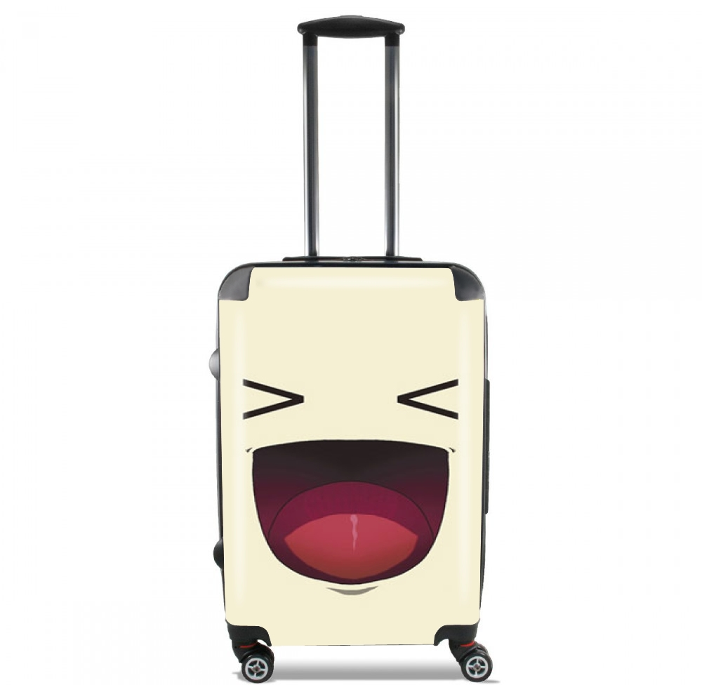 Lol Face for Lightweight Hand Luggage Bag - Cabin Baggage