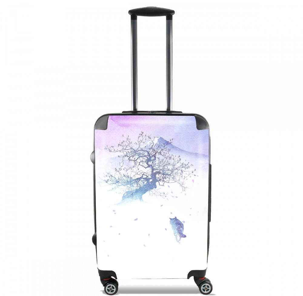 Long way to fuji for Lightweight Hand Luggage Bag - Cabin Baggage