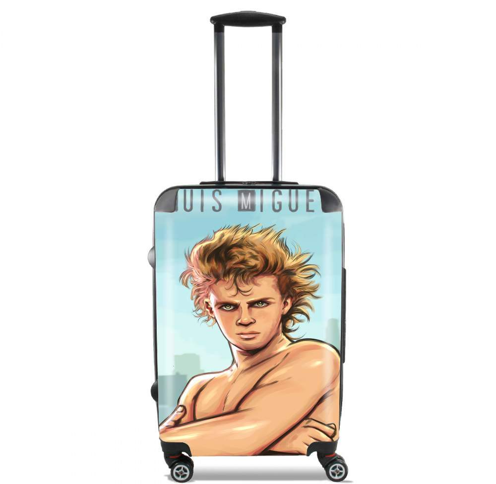 Luis Miguel for Lightweight Hand Luggage Bag - Cabin Baggage