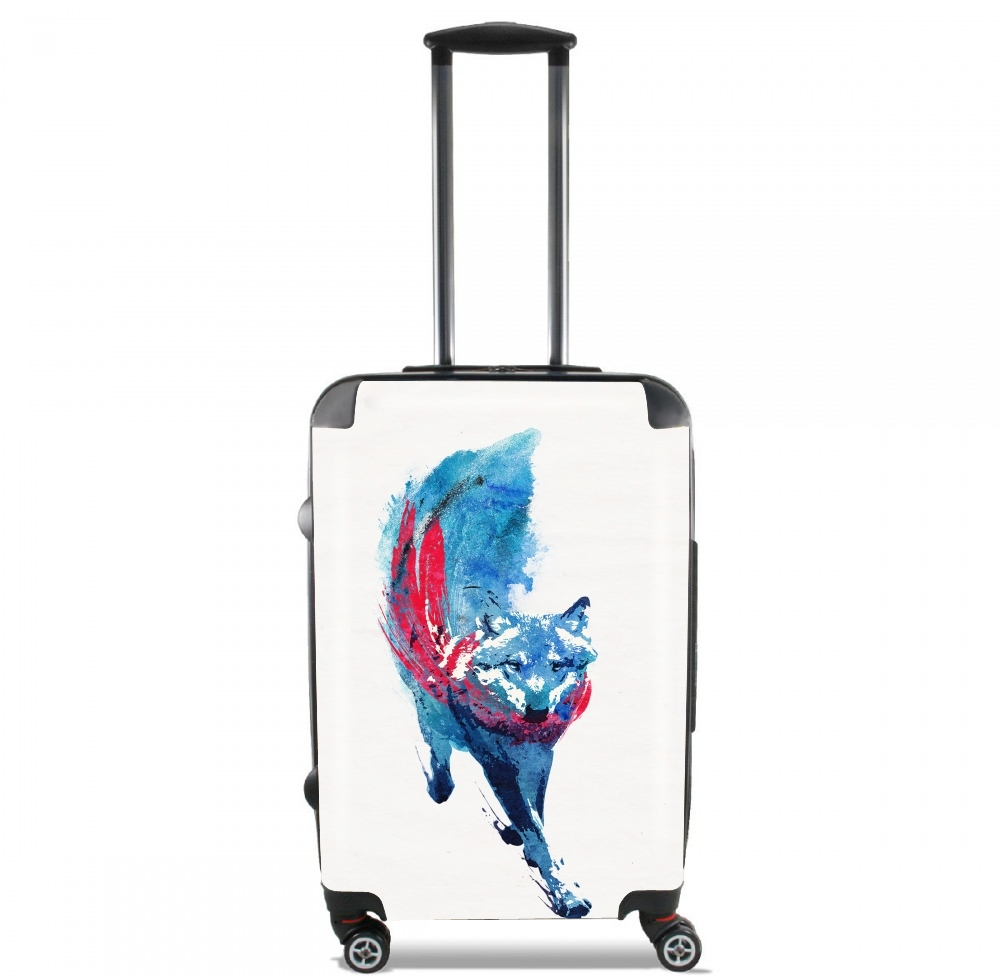 Lupus lupus for Lightweight Hand Luggage Bag - Cabin Baggage