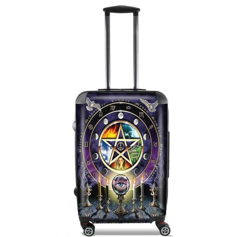 Magie Wicca for Lightweight Hand Luggage Bag - Cabin Baggage