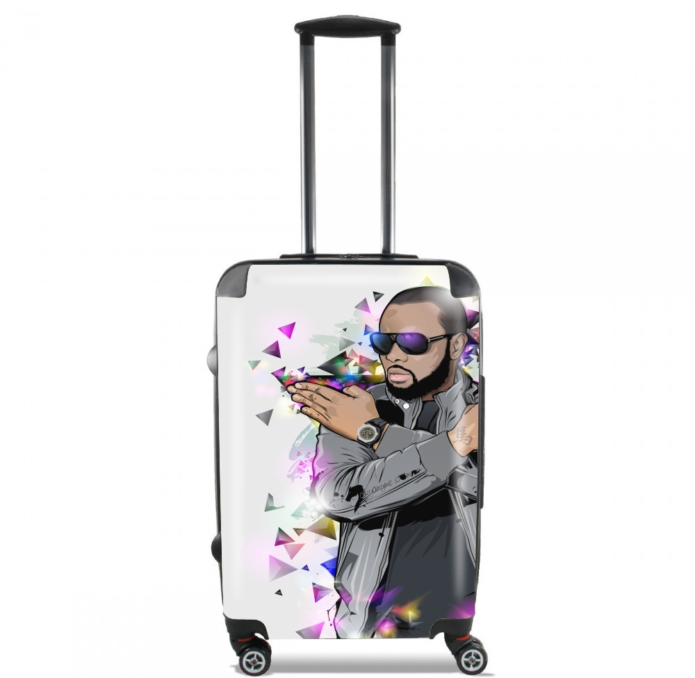 Maitre Gims - zOmbie for Lightweight Hand Luggage Bag - Cabin Baggage