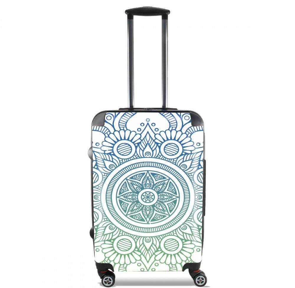 Mandala Peaceful for Lightweight Hand Luggage Bag - Cabin Baggage